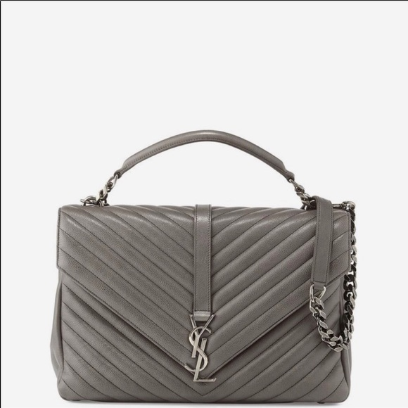 7818cae7034 Yves Saint Laurent Bags | Ysl College Bag | Poshmark